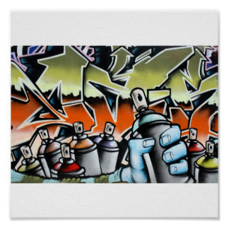 Grafitti Poster