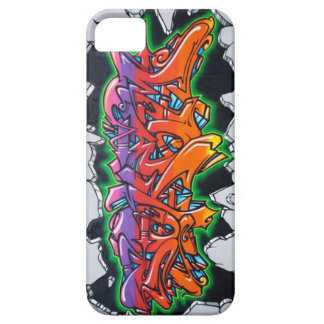 grafittifodral för iPhone 5/5s iPhone 5 Case-Mate Cases