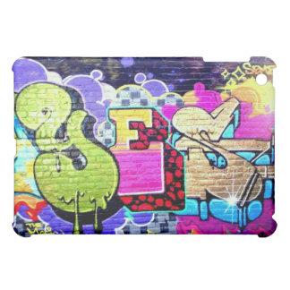Grafittikonstfodral iPad Mini Fodral