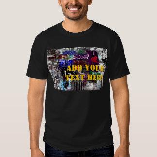 GrafittipersonligT-tröja T-shirts