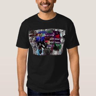 GrafittipersonligT-tröja Tröja