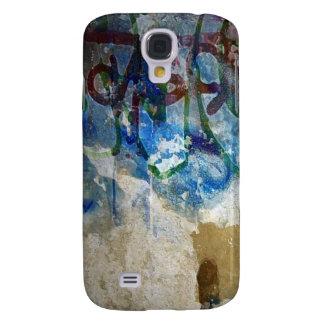 Grafittivägg Galaxy S4 Fodral