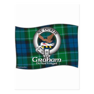 Graham klan vykort
