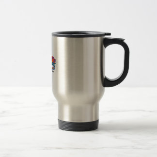 Grahams grillar logotyptravel mug resemugg