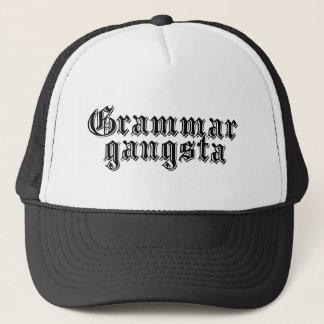 Grammatik Gangsta Truckerkeps