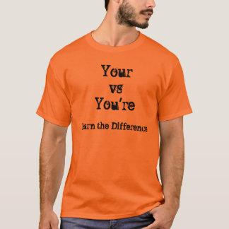 Grammatik Tee Shirts