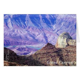 'Grand Canyon 5', Hälsningskort