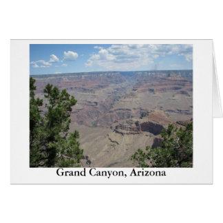 Grand Canyon Arizona Hälsningskort