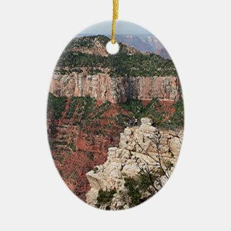 Grand Canyon Arizona, USA Julgransprydnad Keramik