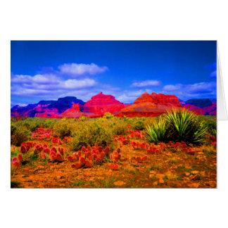 Grand Canyon Hälsningskort