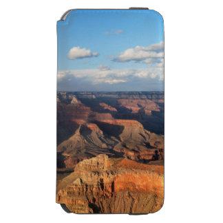 Grand Canyon som ses från södra kant i Arizona