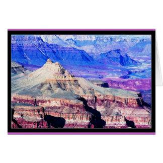 Grand Canyonnationalparken Hälsningskort