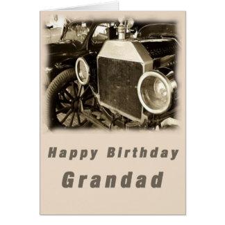 Grandad Hälsningskort