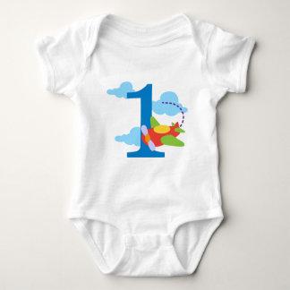 Grandchilds 1st födelsedag tshirts