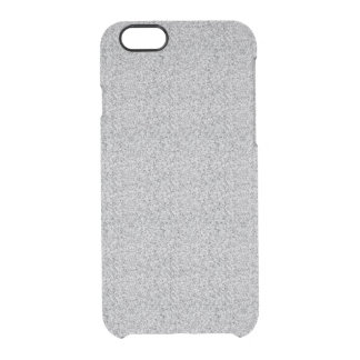 Granit Clear iPhone 6/6S Skal