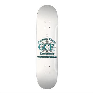 GranitkustenSkateboard Old School Skateboard Bräda 21,6 Cm
