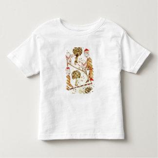 Granskning och avgränsning av landet t-shirts
