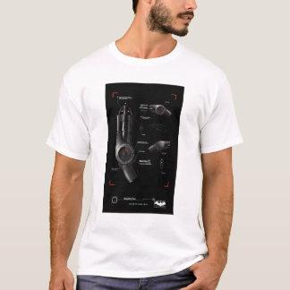 Grappling av vapendiagrammet t shirts