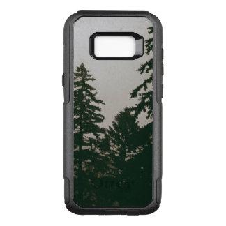 Gräs för natur för träd för gräs för Erie OtterBox Commuter Samsung Galaxy S8+ Skal