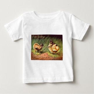 Gräs för påskchickmask tee shirts