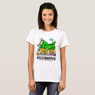 Gräshoppa vid Lorenzo kvinna T-tröja Tee