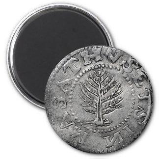 Grästrädshillingen myntar magnet