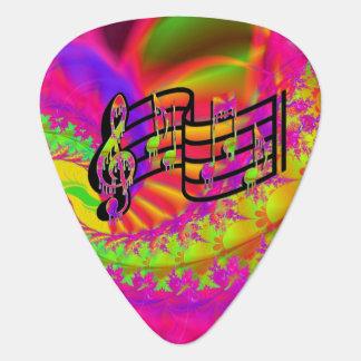 Gråta gitarren plektrum