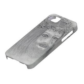 Gråta Jesus iPhone 5 Case-Mate Fodraler