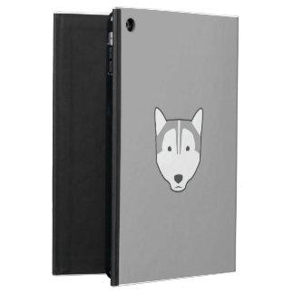 grått ipadfodral för varg iPad air skal