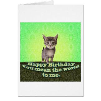 Grattis på födelsedagen 233 hälsningskort