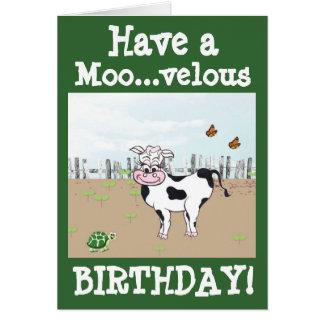 Grattis på födelsedagen - koanpassadekort hälsningskort