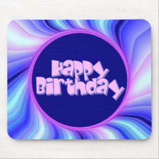 Grattis på födelsedagen musmatta