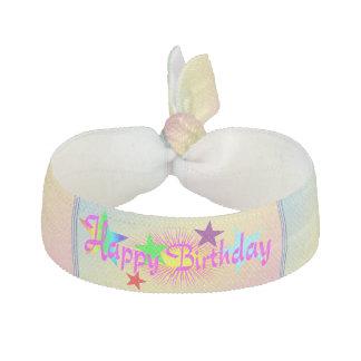 Grattis på födelsedagen och stjärnor - hårband