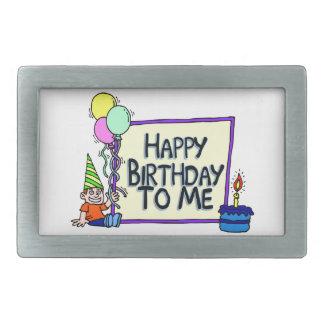 Grattis på födelsedagen till mig pojke