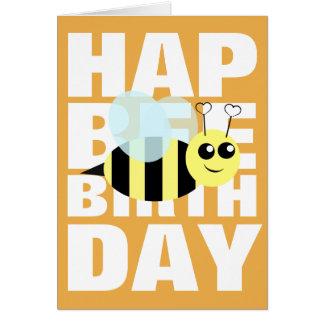 Grattis på födelsedagenbi hälsningskort