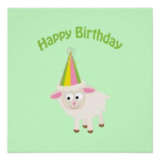 Grattis på födelsedagenLamb