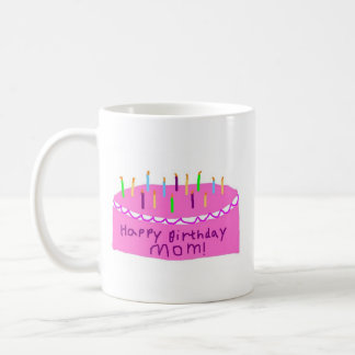 Grattis på födelsedagenmamma! kaffemugg