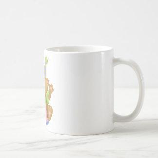 Grattis på födelsedagennalle kaffemugg