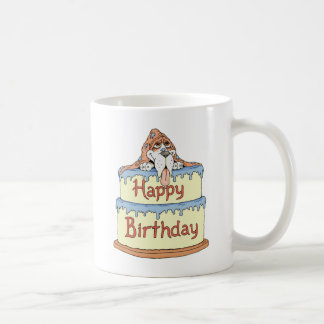 Grattis på födelsedagennormand kaffemugg