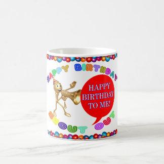 Grattis på födelsedagenShoutout grattis på Kaffemugg