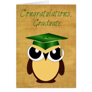 Grattis på studentenhälsningkort hälsningskort