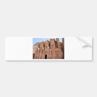 Grav för Petra-Jordanienslott Bildekal