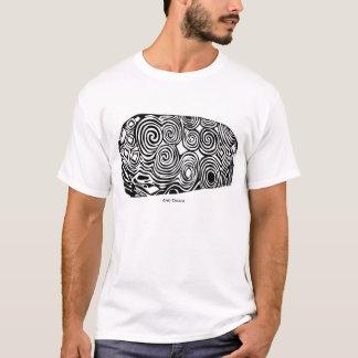 Gravsten för Brugh na Bóinne T Shirt