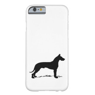 Great dane barely there iPhone 6 skal