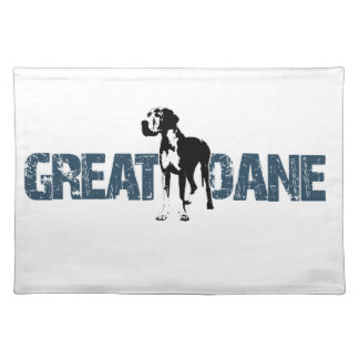 Great dane bordstablett