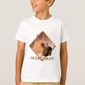 Great dane tee shirt