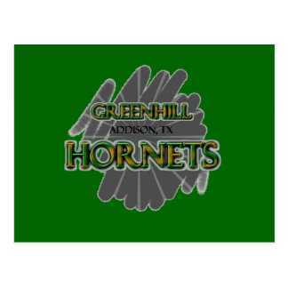 Greenhill bålgetingar - Addison, TX Vykort