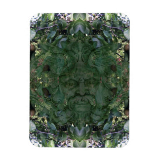 Greenman magnet