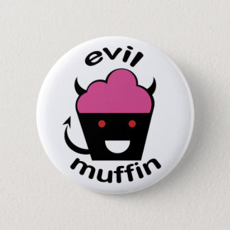 Greg den onda muffinen standard knapp rund 5.7 cm