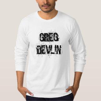 Greg Devlin långärmad T-shirt